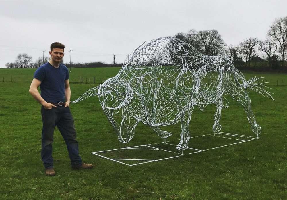 Bull Charging Design