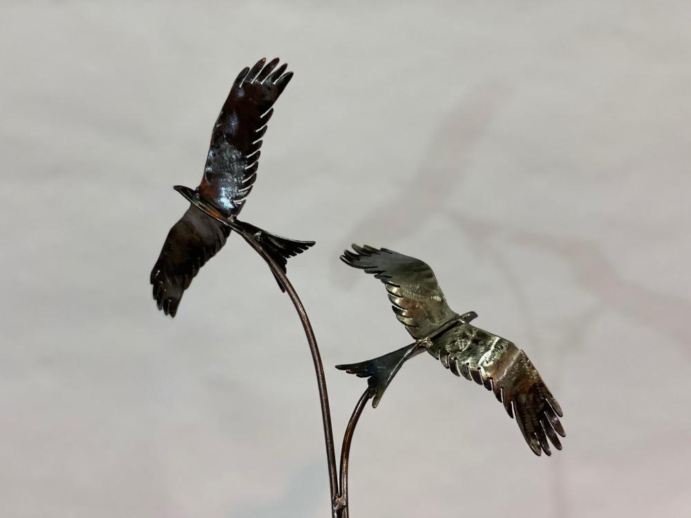 Birds Flying Table Top Design