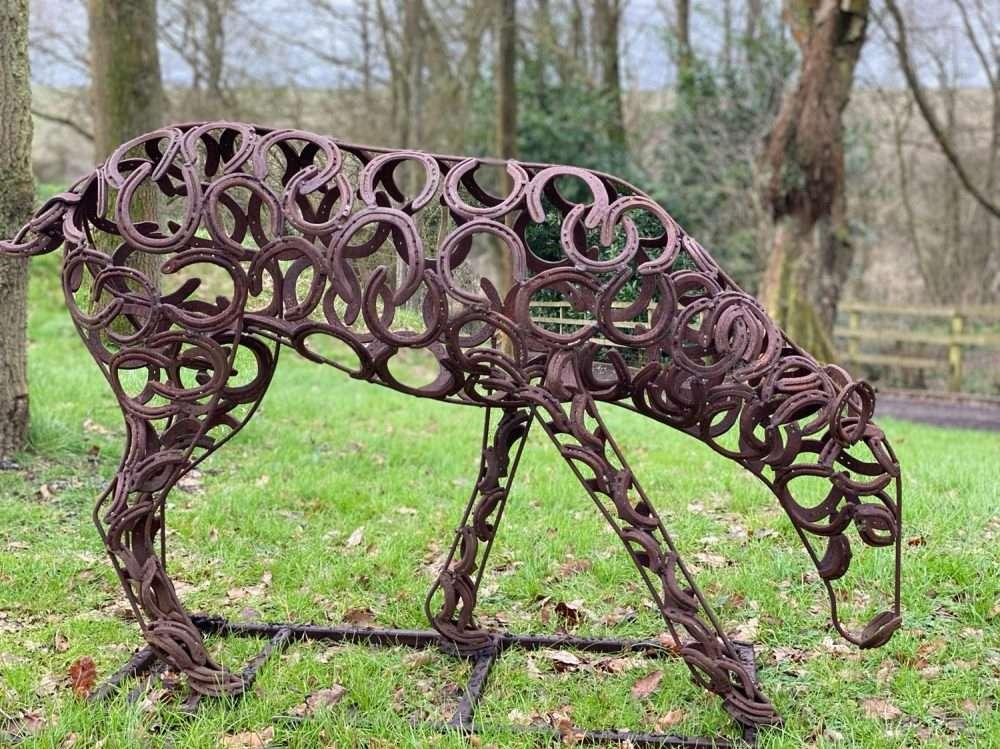 Doe Sculpture