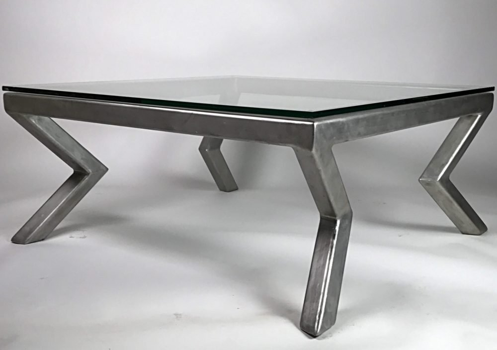 Angolare Coffee Table Side View