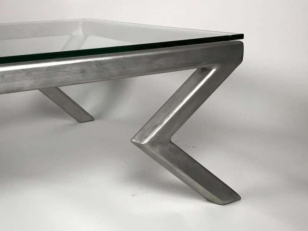 Leg Of Angolare Coffee Table