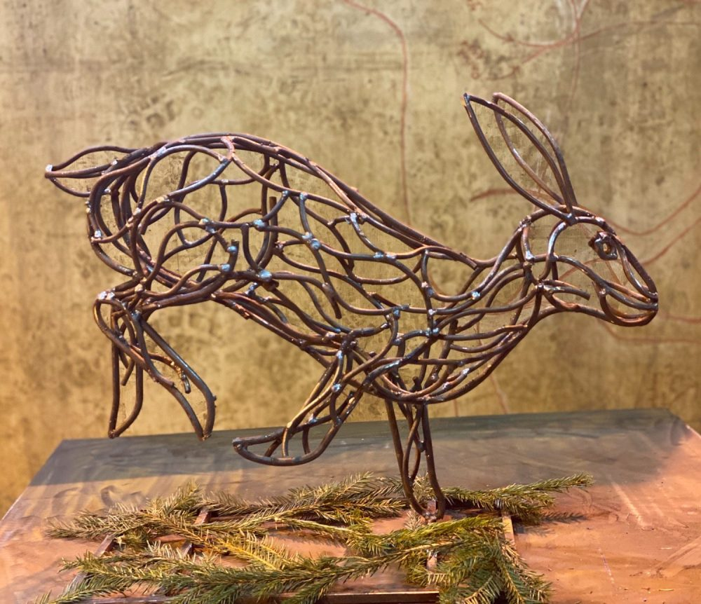 Bolting Hare Gallery Image