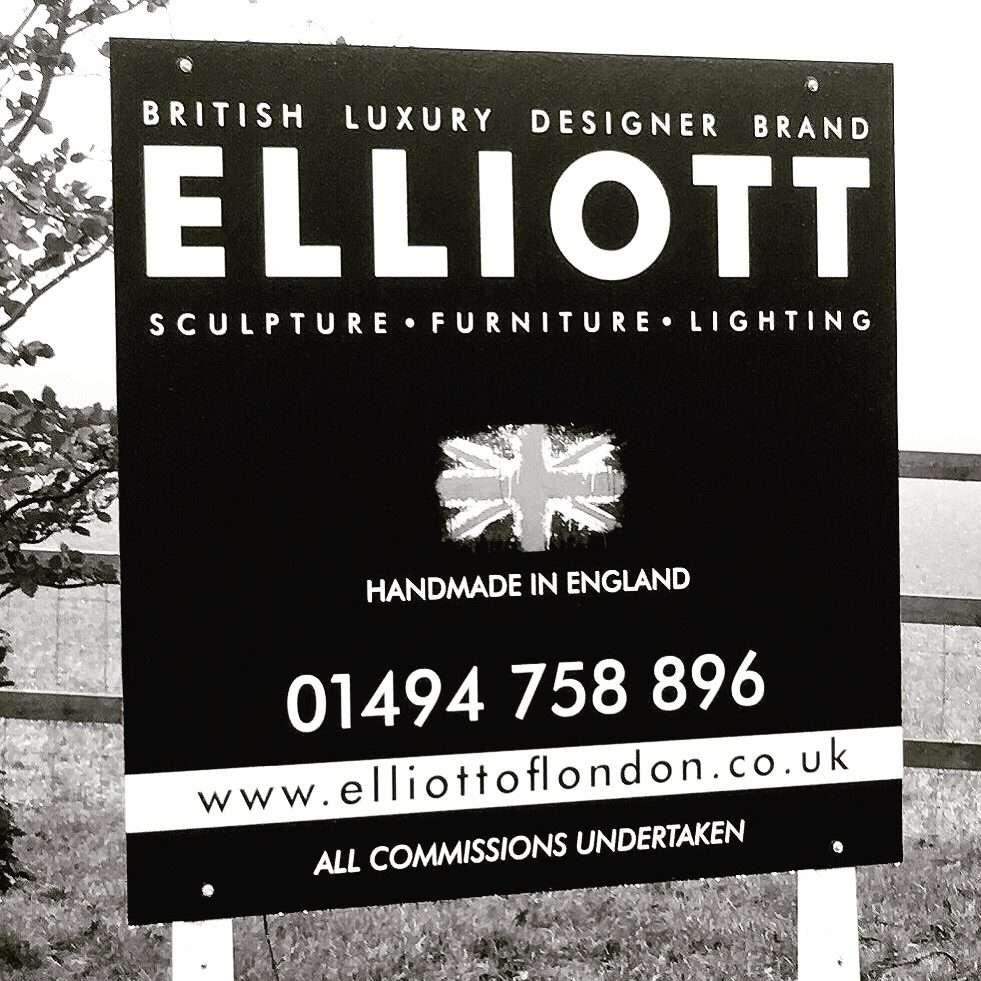 CLIMBING STAG BELLOW Gallery  Elliott of London