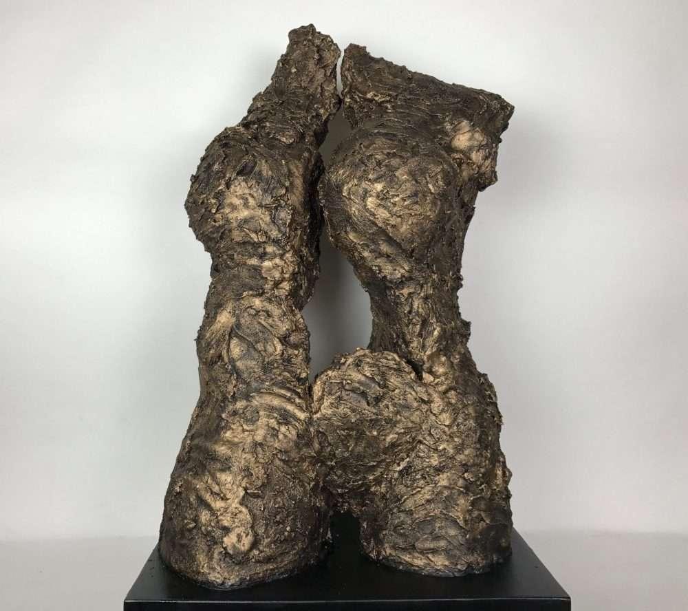Bronze Female Torso Bronze