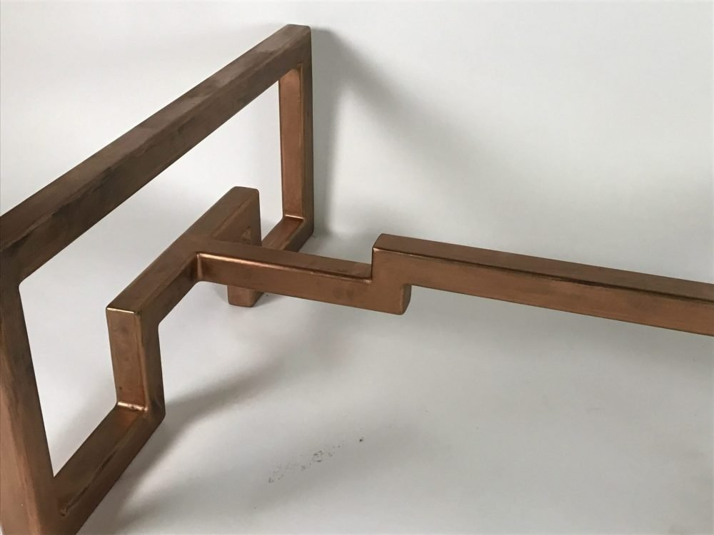 Top View Of Lien Croix Coffee Table