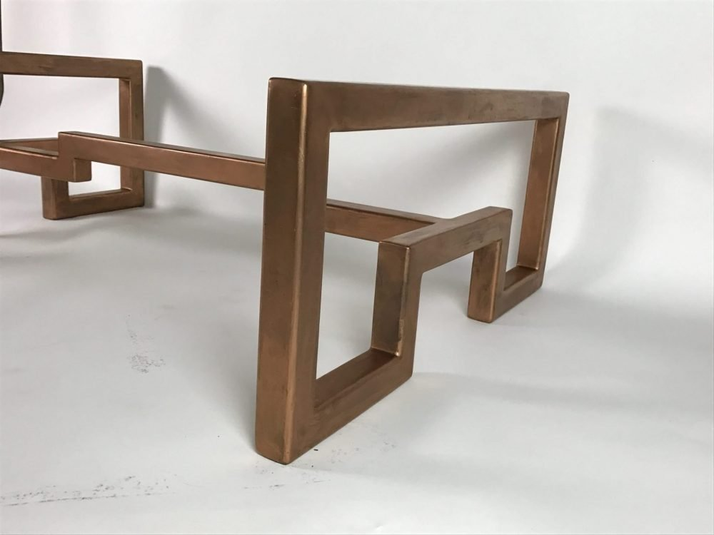 Side View Of Lien Croix Coffee Table