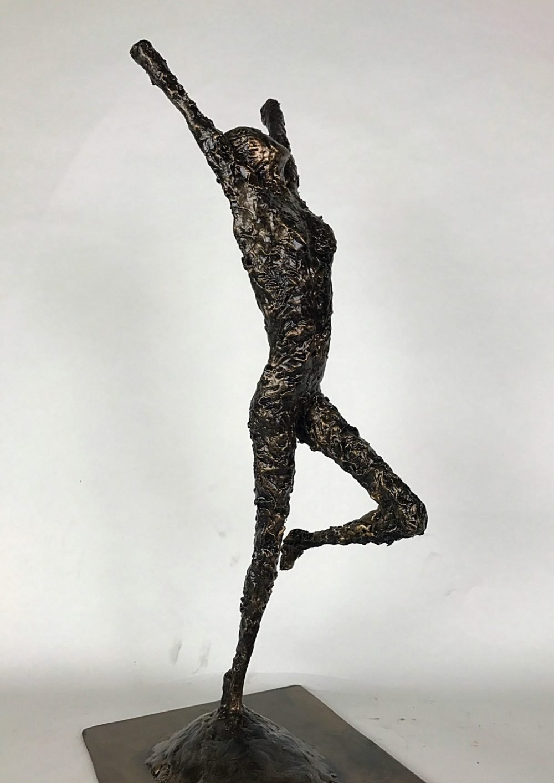 Small Release Bronze Sculpture