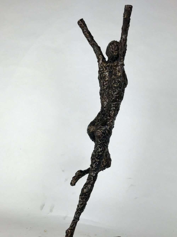 Rustic Release Bronze Sculpture