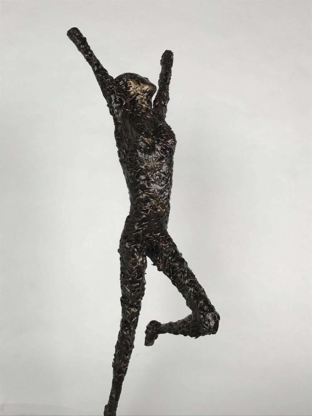 Release Bronze Sculpture