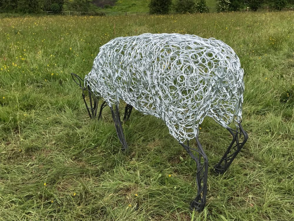 Ewe Sculpture