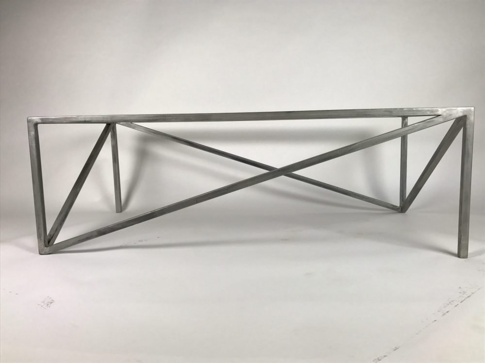 front of Triangolare Coffee Table
