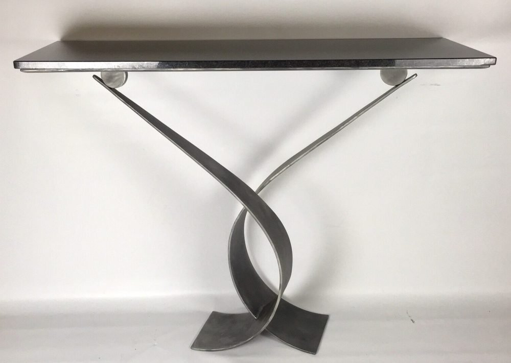 Full Vagues Console Table