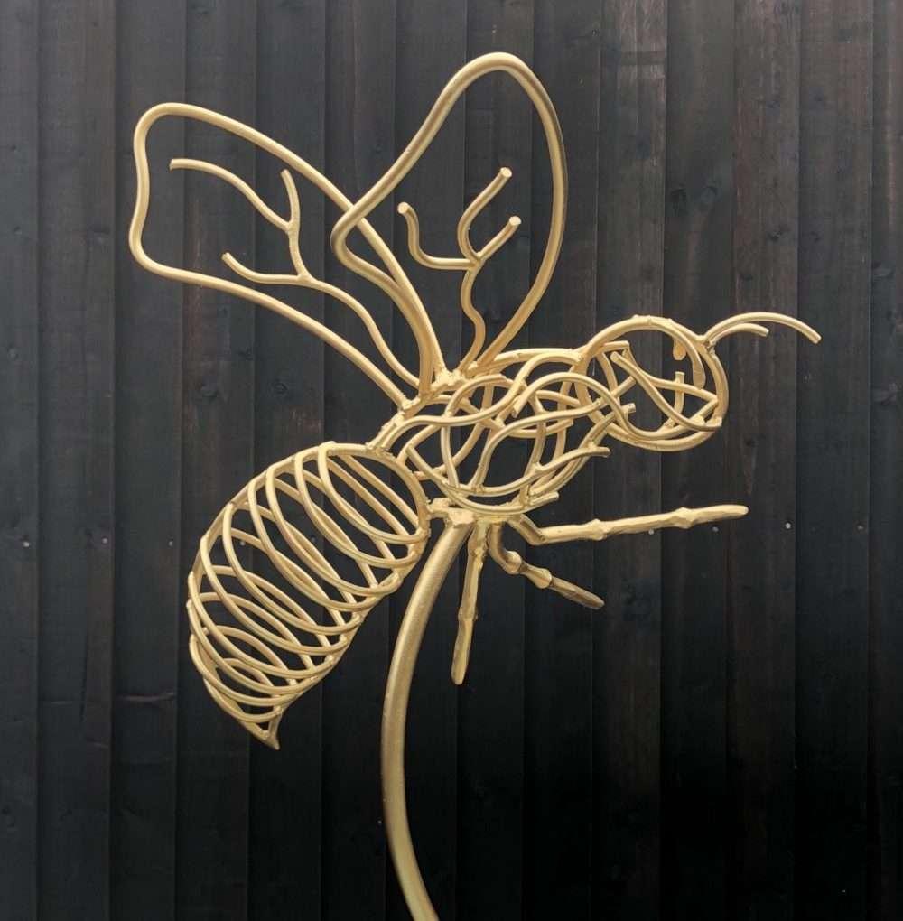 Wasps Sculpture