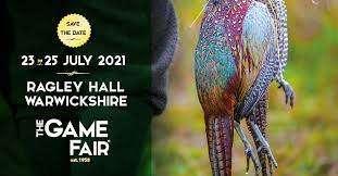 Ragley Hall Game Fair Poster