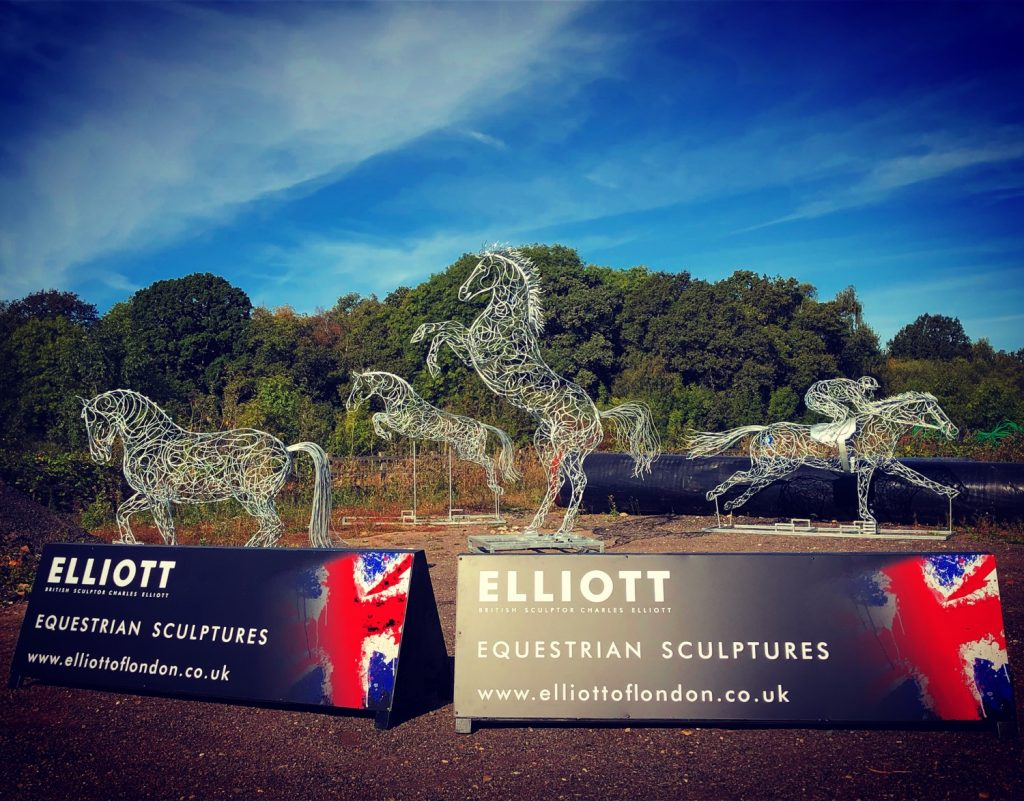 Equestrian Sculptures Collection