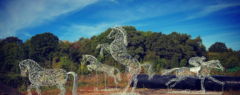 Horse Sculpture Collection