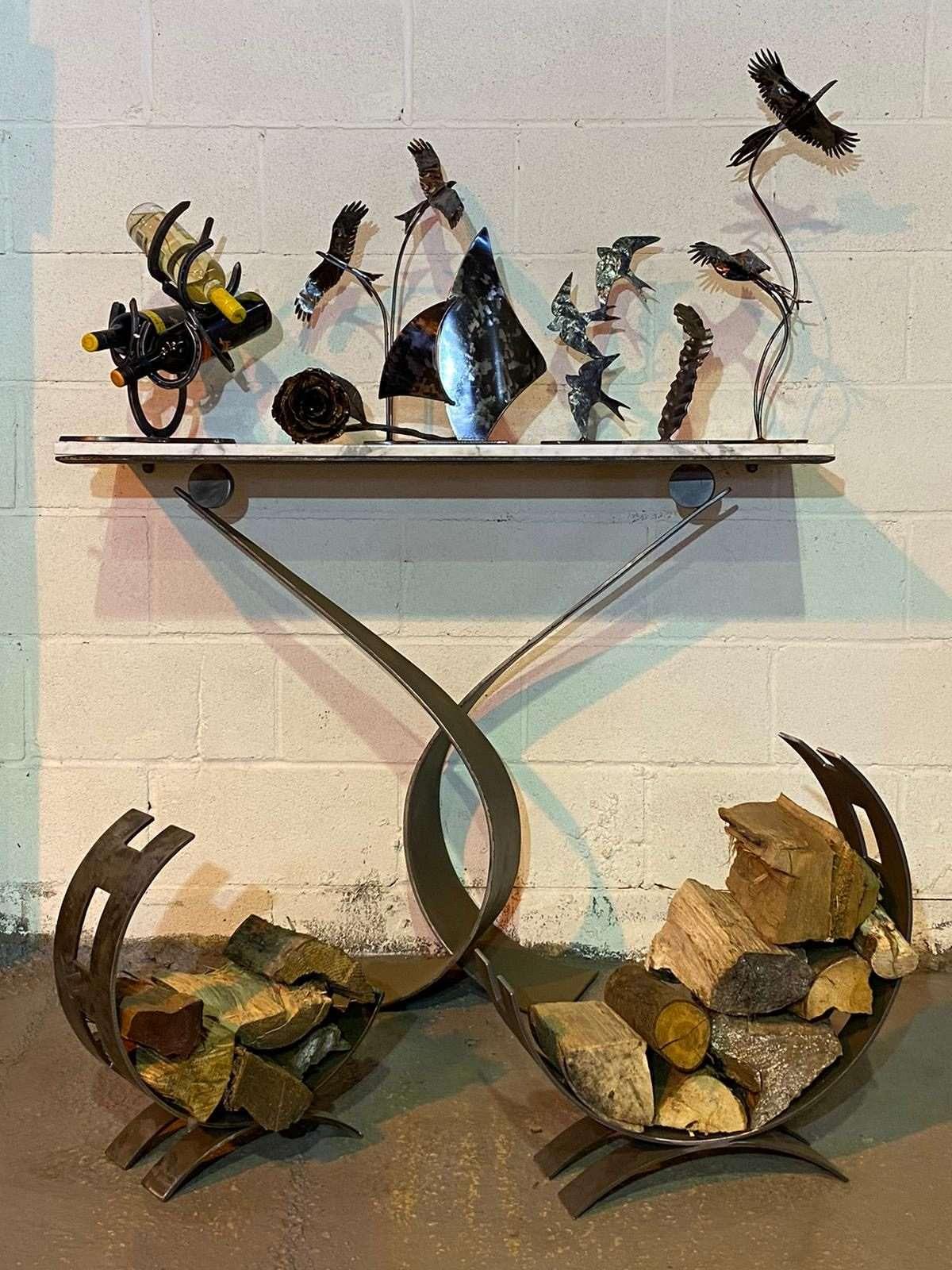 Flying Birds Table