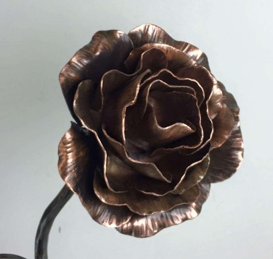 Details Of Metal Flower
