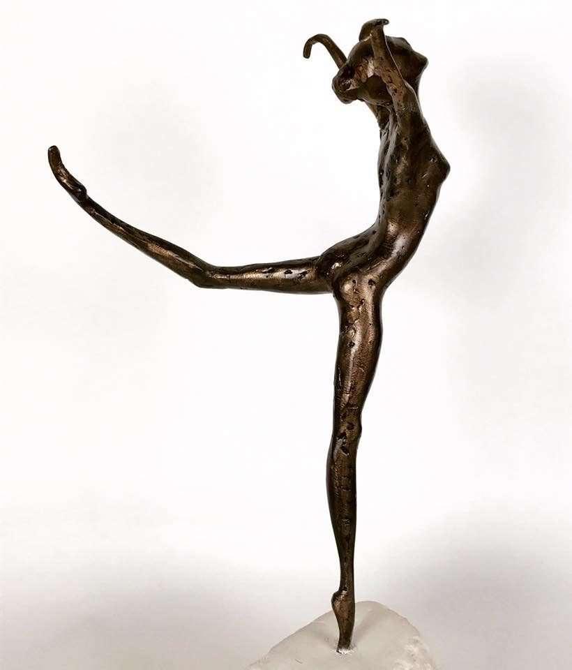 Coryphée 2017 Bronze Sculpture