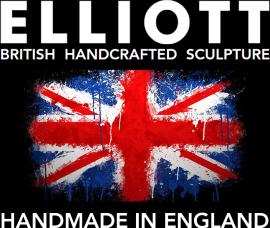 elliott of london flag logo